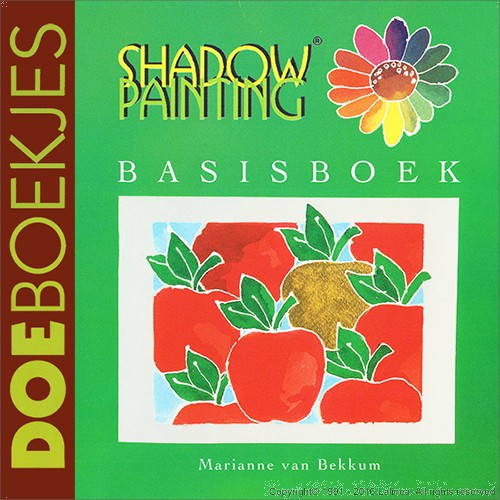 DL9970 Shadowpainting Basisboek (downloadproduct)