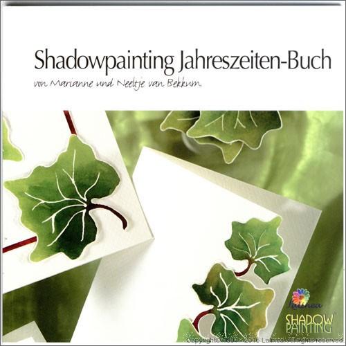 LL9994 Shadowpainting Seasons Book (German version)