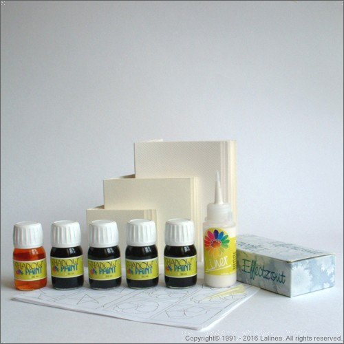 SP0205 Shadowpainting Starter's kit
