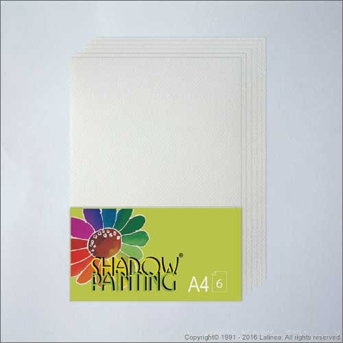 Shadowpaper A4 3 sets