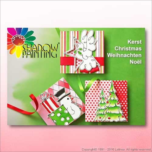 BLL9987 Bundleset for Paper: Booklet Christmas Bundle