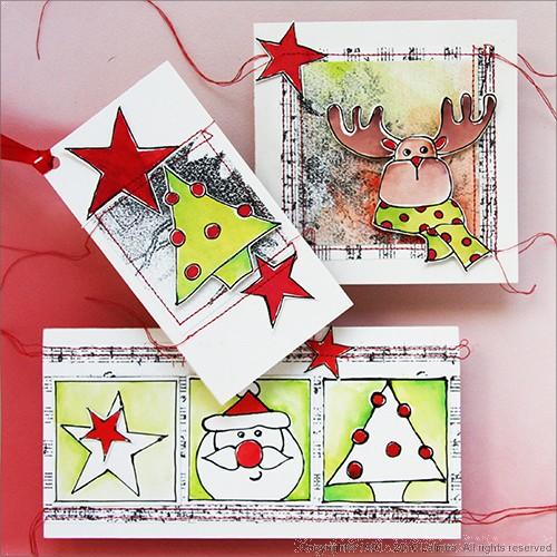 BSP0638 BundleSet Christmascards Special
