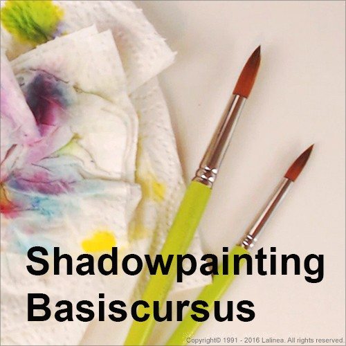 Basic course Shadowpainting online