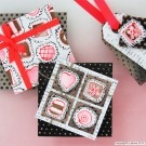 SP0621 Set Petitfour cards