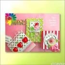 BLL9984 Bundleset for Paper: Booklet Garden Bundle