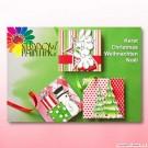 BLL9987 Bundleset for Paper: Booklet Christmas Bundle