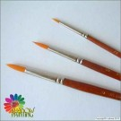 SP0413 Paintbrushes 2, 6 and 8