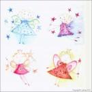SP0452 Set for Canvas: Angels / Princesses